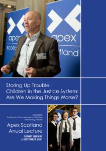 Annual Lecture 2011