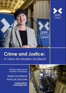 annual lecture 2014 front cover